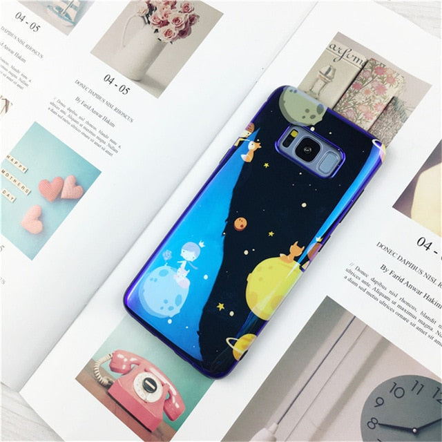 Over the Moon Samsung Case - Modern Charme.