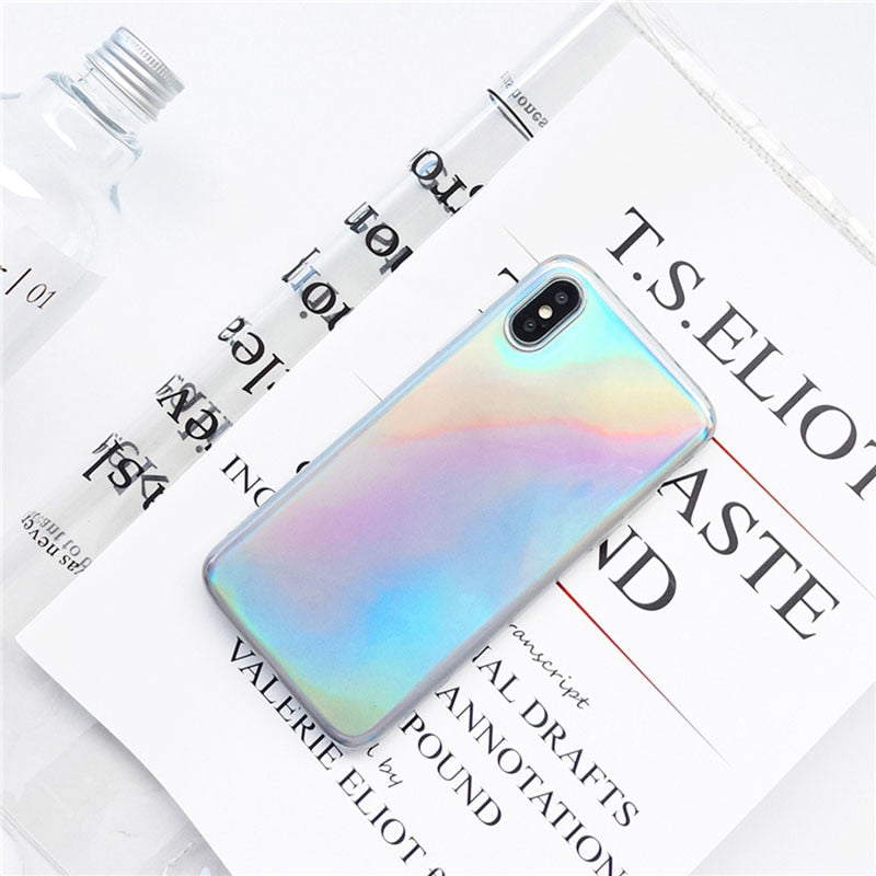 Luminescent IPhone Case - Modern Charme.