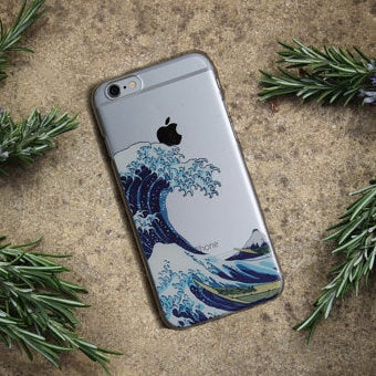 The Great Wave IPhone Case - Modern Charme.