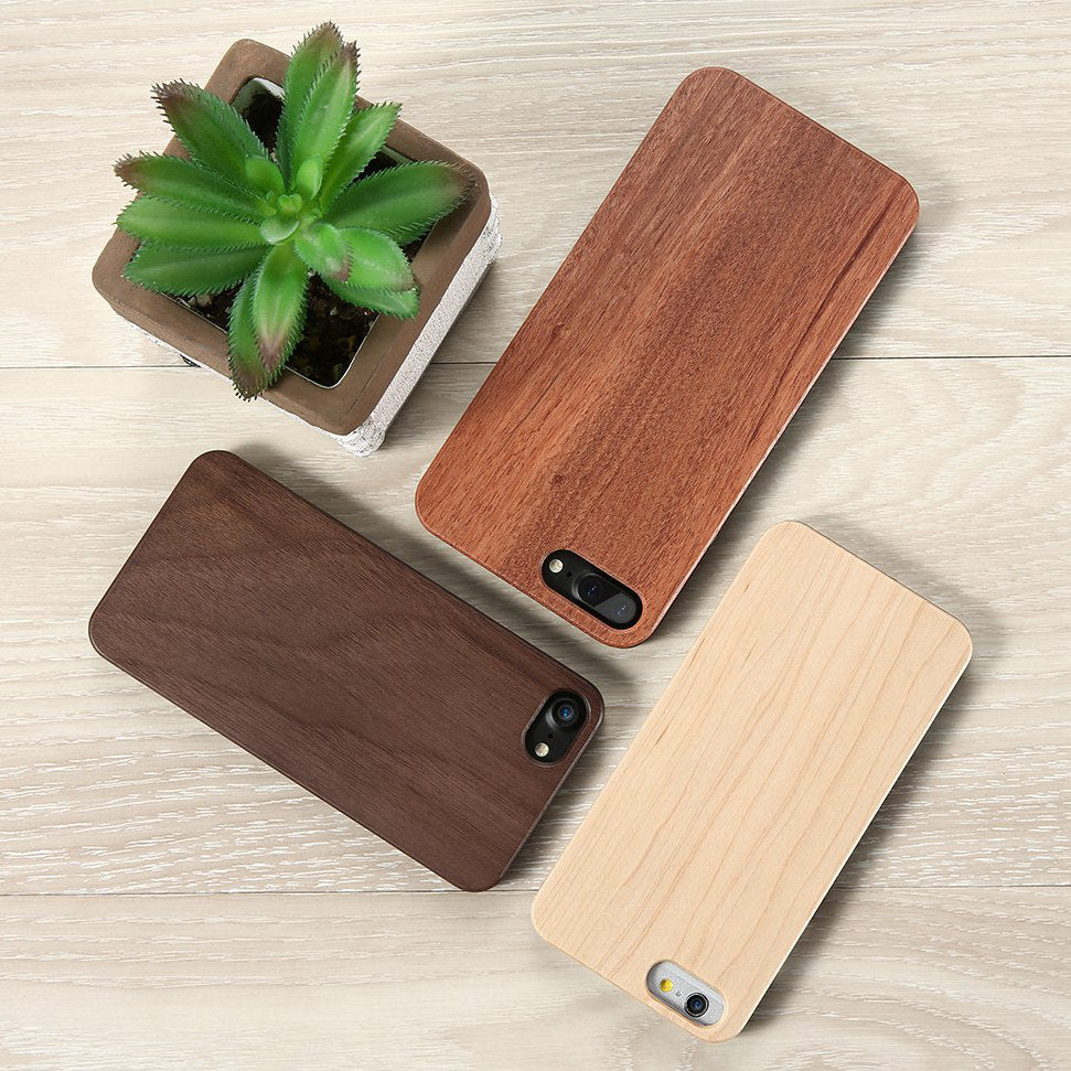 Natural Bamboo IPhone Case - Modern Charme.
