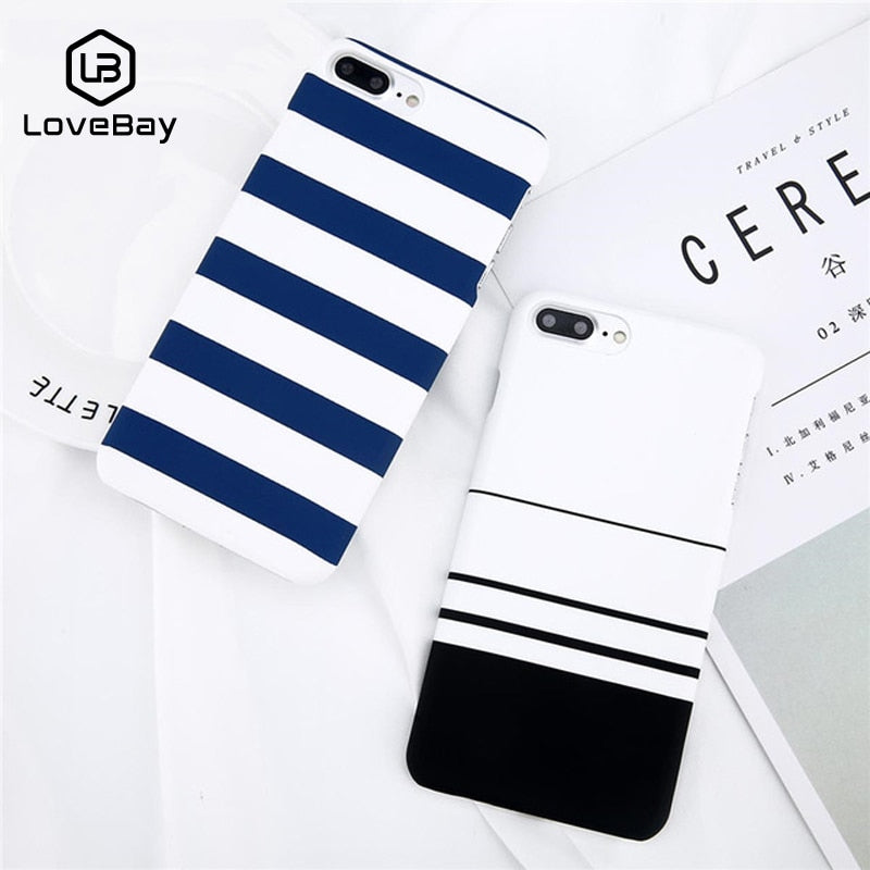 Color Block IPhone Case - Modern Charme.
