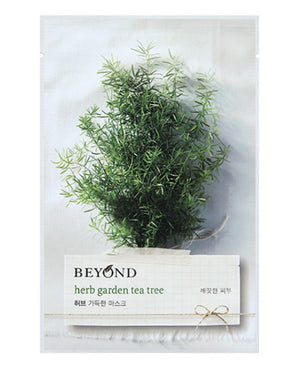 BEYOND Herb Garden Mask - Tea Tree | MASK | BONIIK
