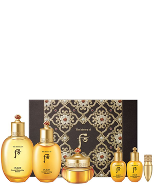 THE HISTORY OF WHOO Gongjinhyang 3 Set | SALE | BONIIK