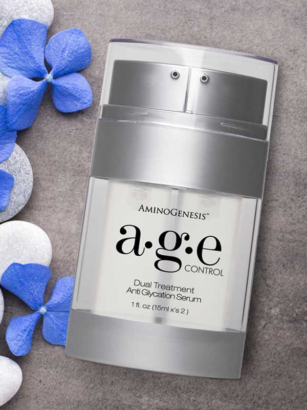 AGE Control: Anti Glycation Serum