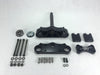 FXx Standard CNC, Black Anodized Triple Tree Set