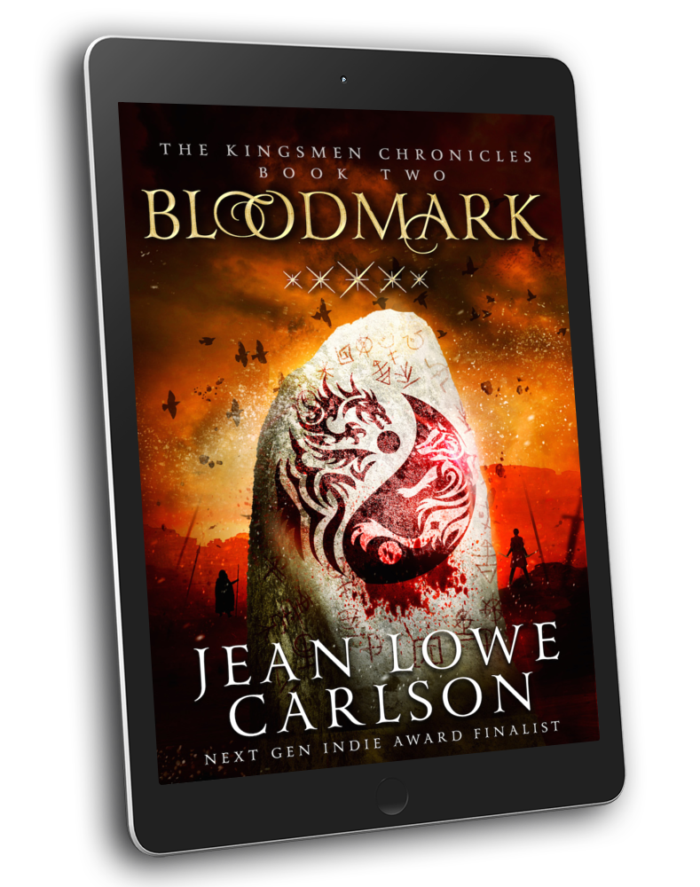 Bloodmark (The Kingsmen Chronicles #2): An Epic Fantasy Adventure
