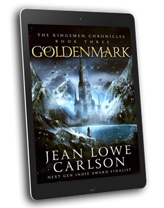 Goldenmark (The Kingsmen Chronicles #3): An Epic Fantasy Adventure