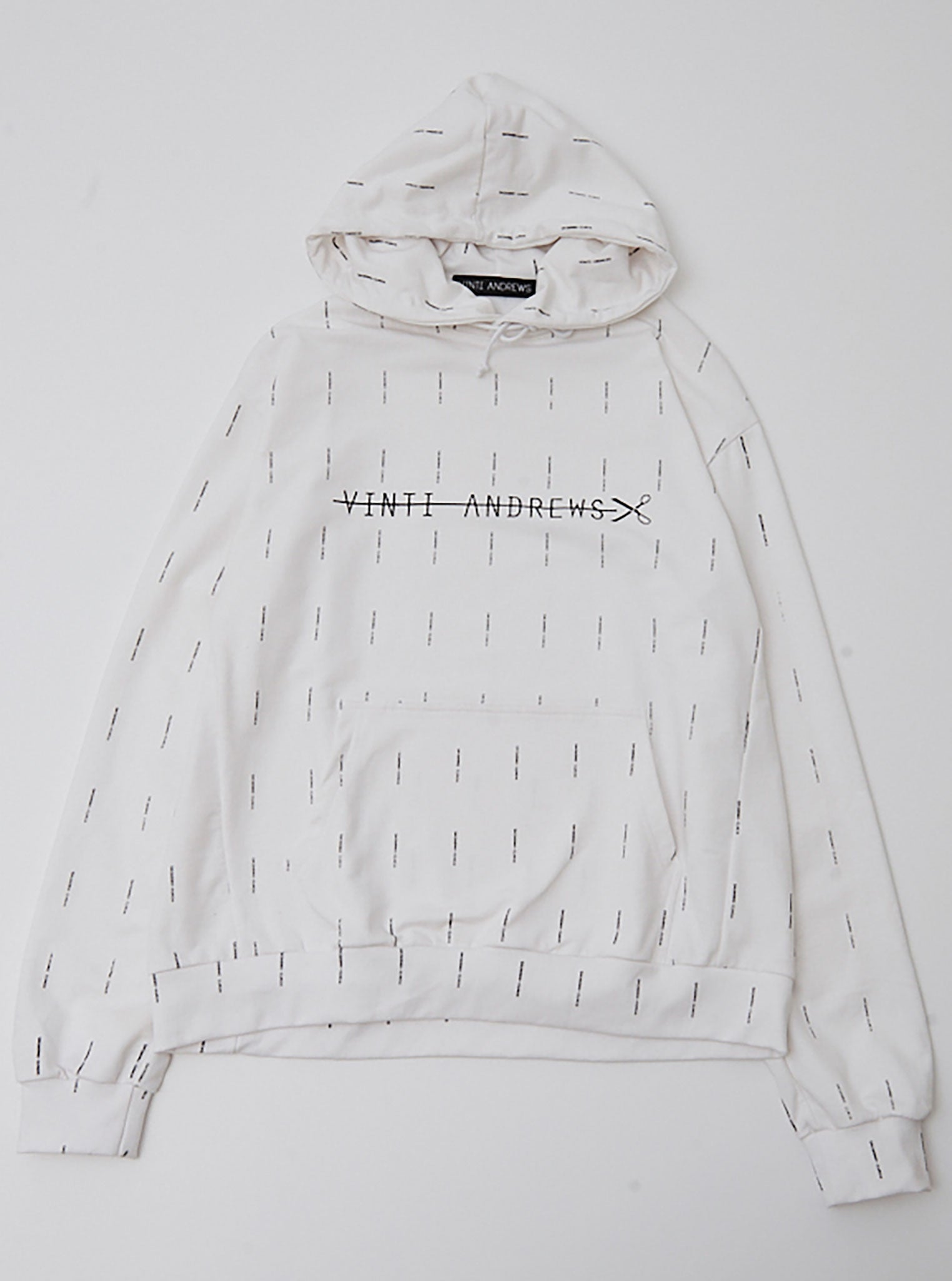 Vinti Andrews Printed Allover Hoody