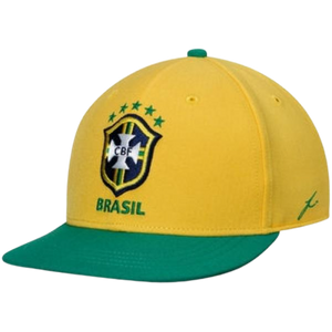 BRAZIL BASEBALL CAP - [everything-football].