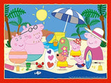 Ravensburger Peppa Pig 4 In A Box Jigsaw Puzzles (12, 16, 20, 24pc)