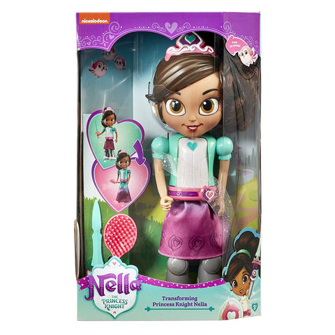 Nella The Princess Knight Transforming & Singing Doll