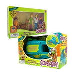 Scooby Doo Goo Mystery Machine & Mystery Solving Crew 5 Articulated Figure Pack