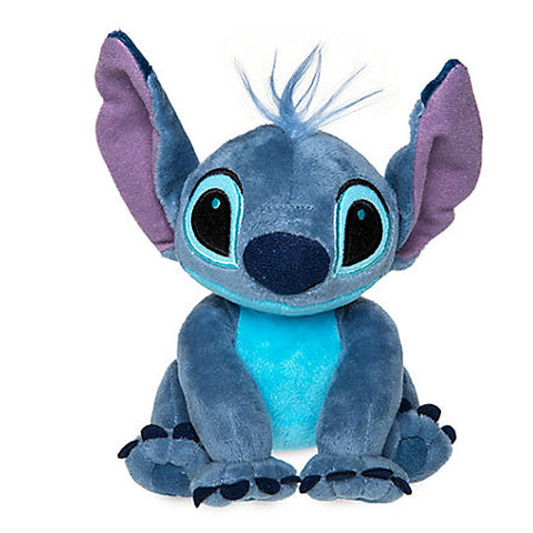 Official Disney Lilo & Stitch 17cm Stitch Mini Bean Soft Plush Toy
