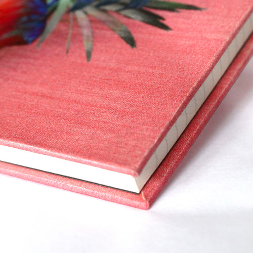 Small Rose Cornucopia Notebook