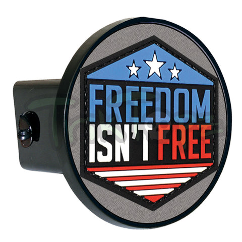 Star Freedom Isn't Free Hitch Cover