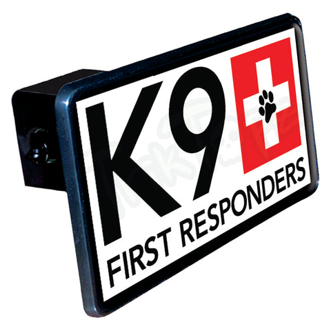 K9 First Responders Hitch Cover