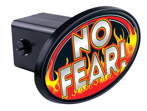 No Fear! Hitch Cover