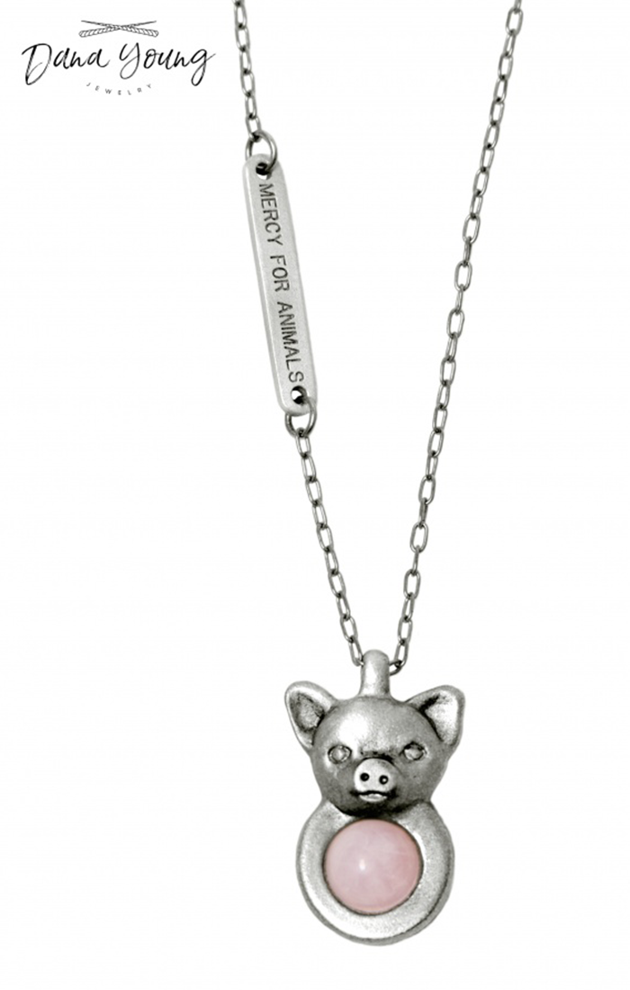 Piglet Necklace | ShopMFA.com
