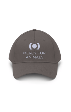 Mercy For Animals Twill Hat | ShopMFA.com
