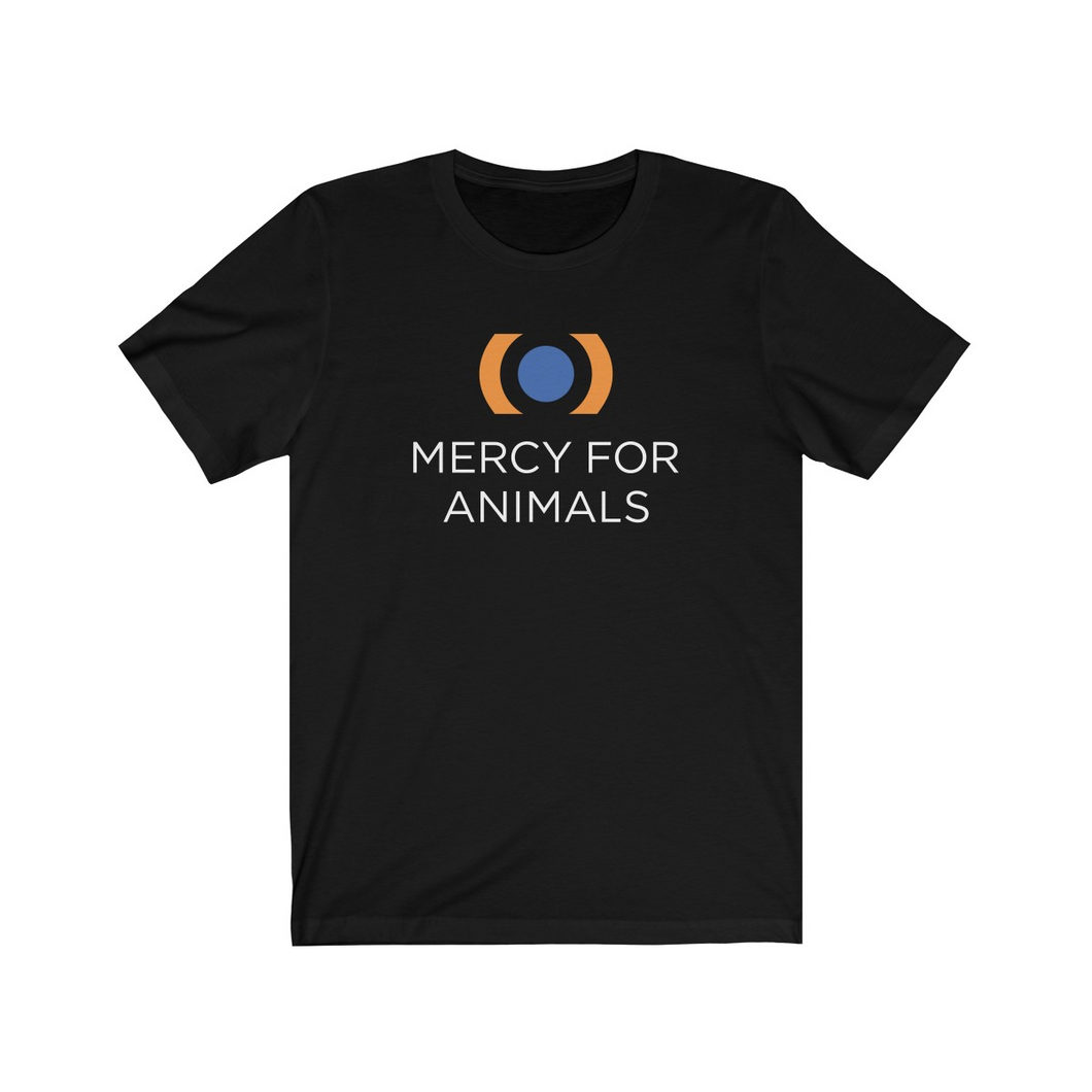 Mercy For Animals Logo T | ShopMFA.com