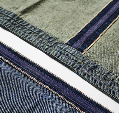 Dark Selvedge Denim