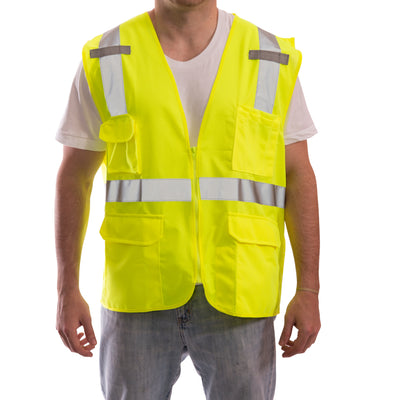 Job Sight™ Class 2 Surveyor Vest - tingley-rubber-us