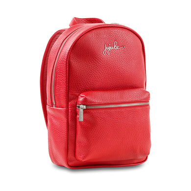 Jujube - Mini Backpack - Red Silver (Ever)