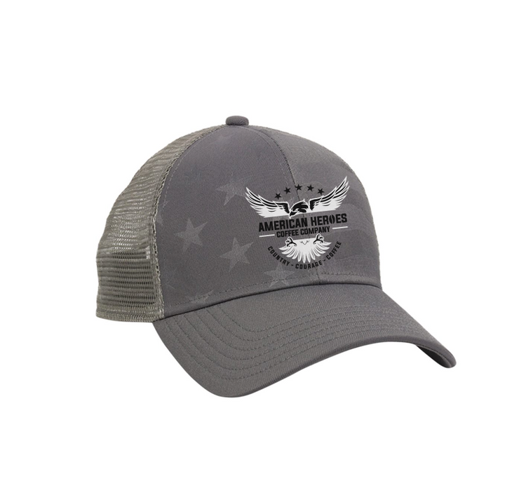 Stars & Stripes AHCC Trucker Cap