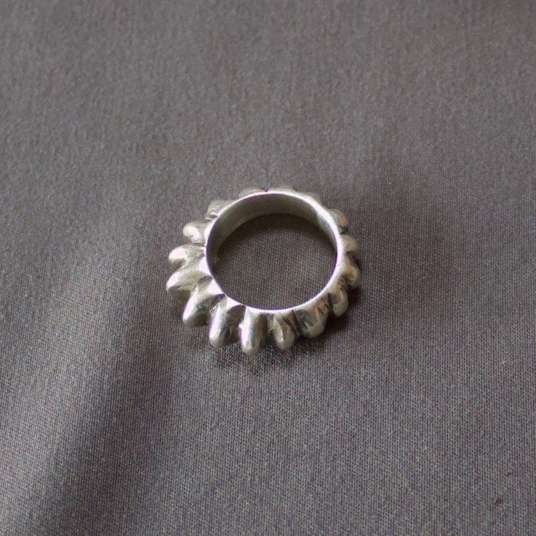 First Ring Sterling Silver by Lana Kova #8009
