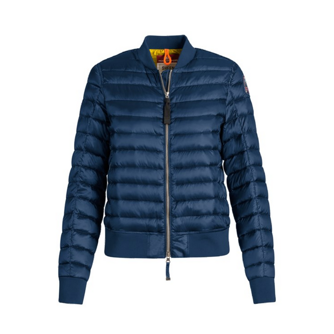 WMN Navy Parajumpers Sharyl Sheen Bubble Jacket