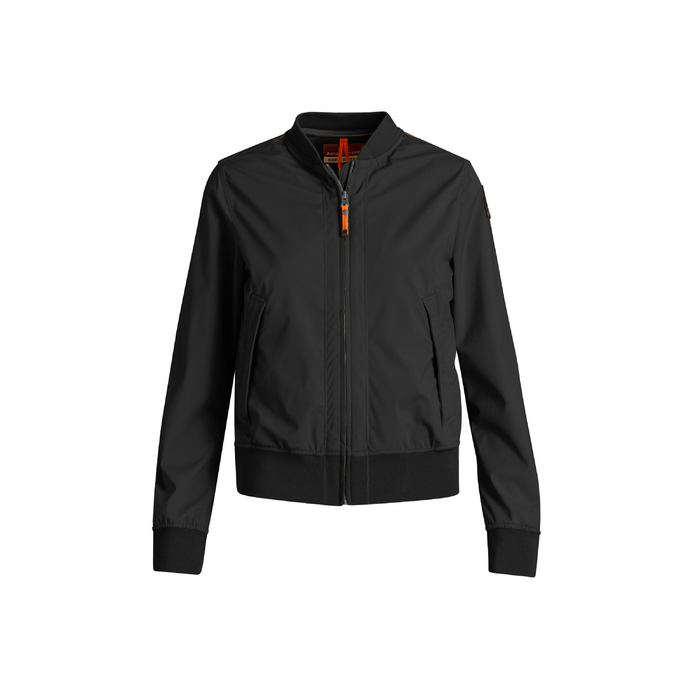 WMN Black Parajumpers Carrie Bomber Jacket
