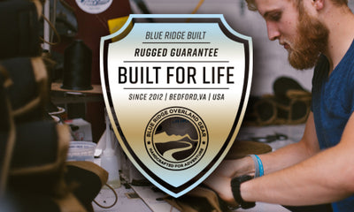 Rugged Lifetime guarantee