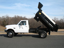 Load image into Gallery viewer, SOLD 1995 Ford F350 Regular Cab Dump Bed Dually Diesel Truck
