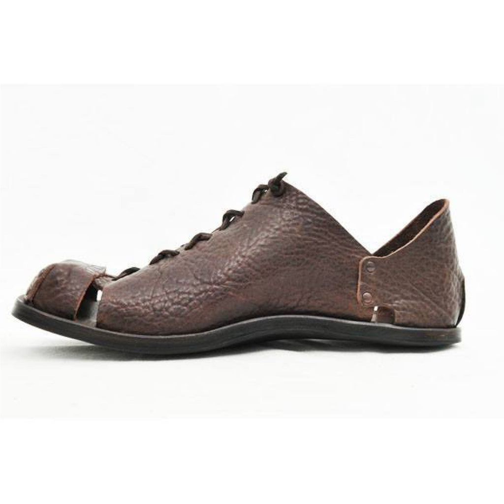 Handmade Vintage Hollow Leather Casual Shoes