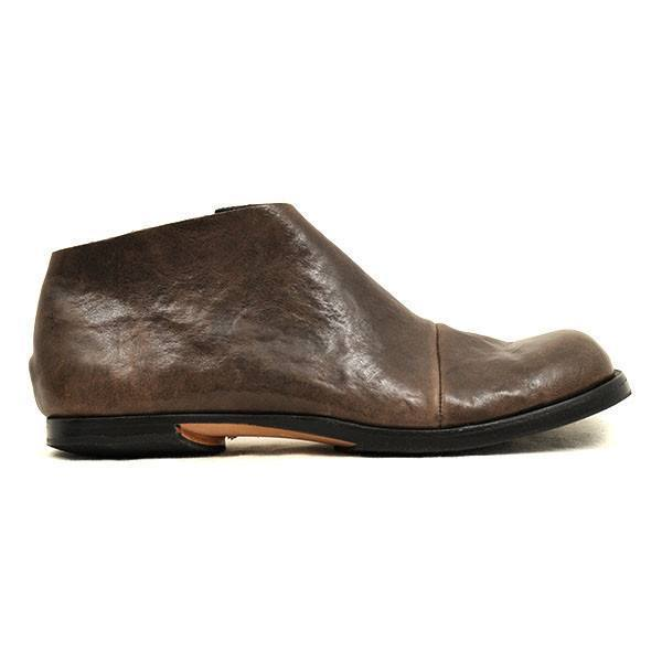 Men Vintage Casual Leather Boots