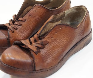 Vintage Round Toe Casual Shoes