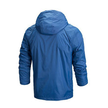 Load image into Gallery viewer, Casual Plain Zipper Outdoor Windbreaker Thin Coat