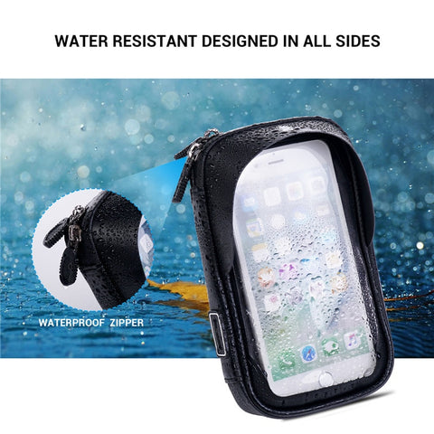 Waterproof Motorcycle Phone Mount