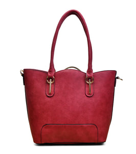 88886 Gem Stub 2in1 Tote Wholesale Handbag