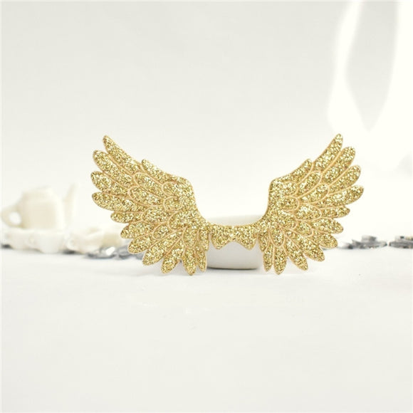 Glitter Angel Wings