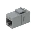 Cat6 Inline Coupler w/Keystone Latch