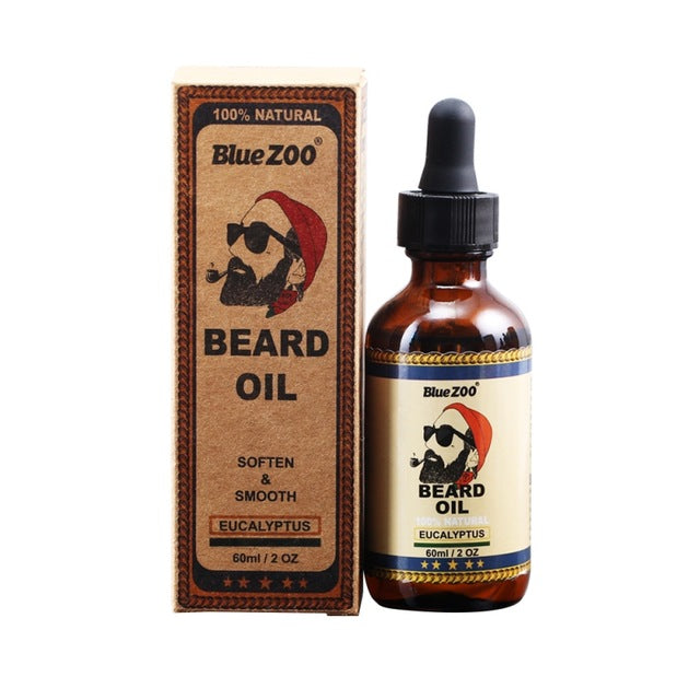 Beard Growth Oil By Blue Zoo®