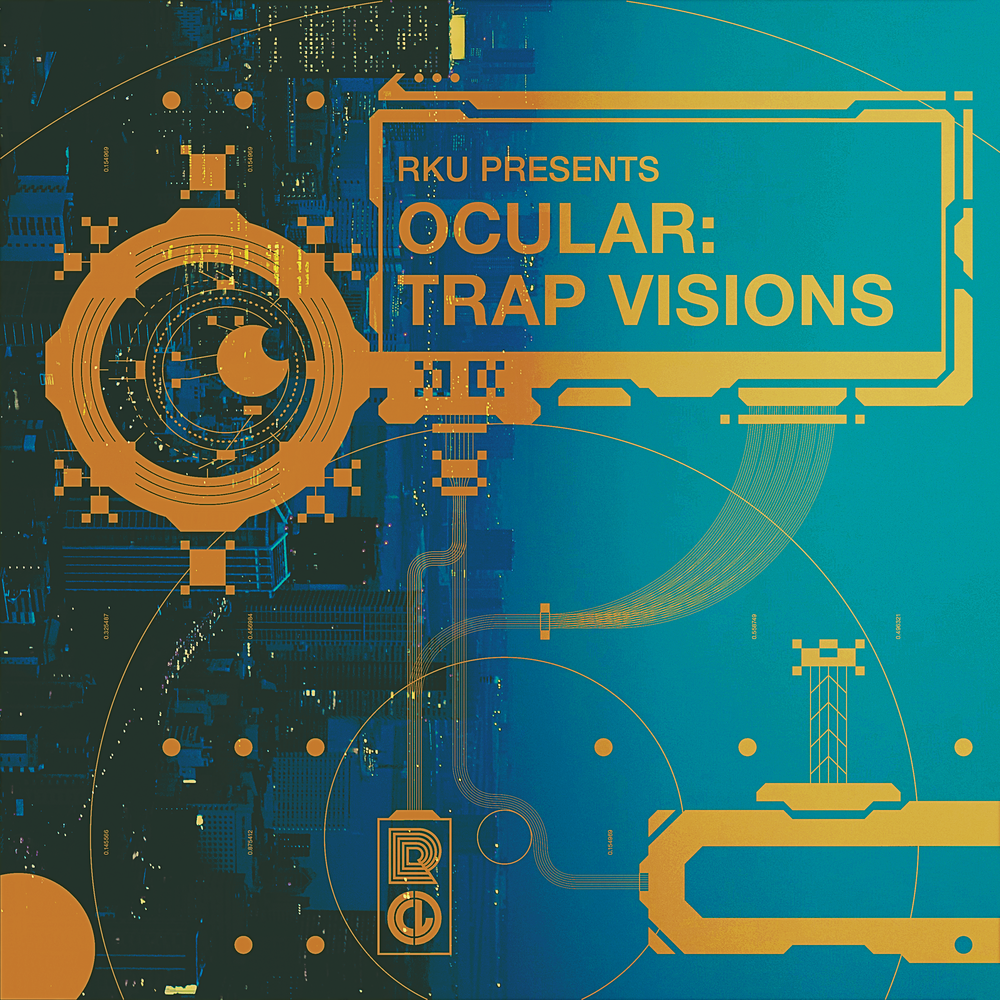 Renraku Global Sample Pack Cover - Ocular - Trap Visions