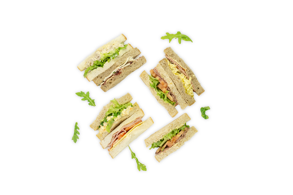 Standard Triangle Sandwiches
