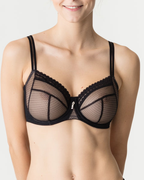 Prima Donna - I Want You Full Cup Bra - Black
