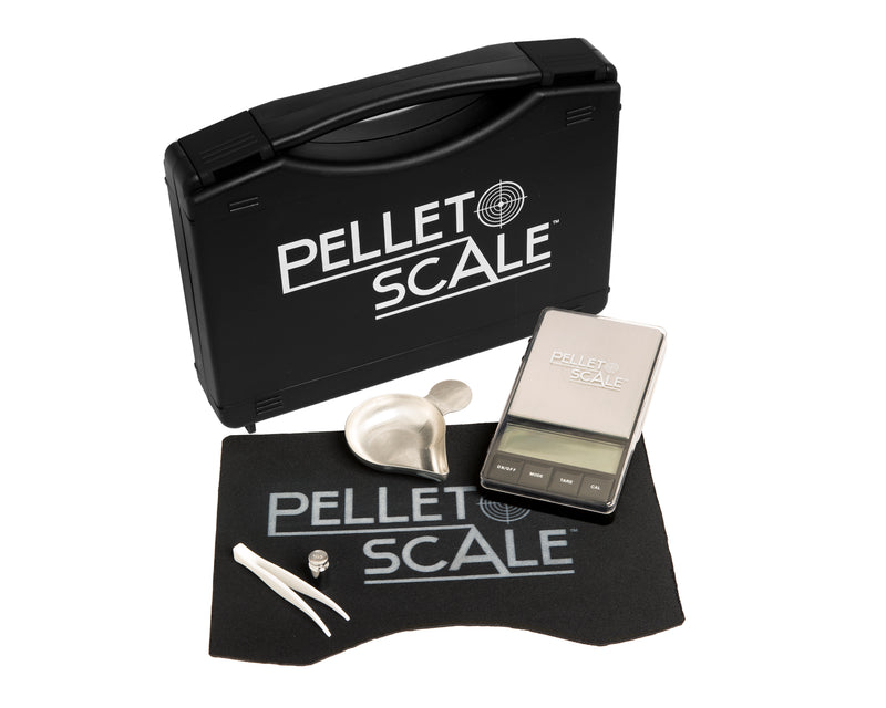 PLT-10 ON BALANCE PELLET SCALE™ KIT 10g x 0.001g