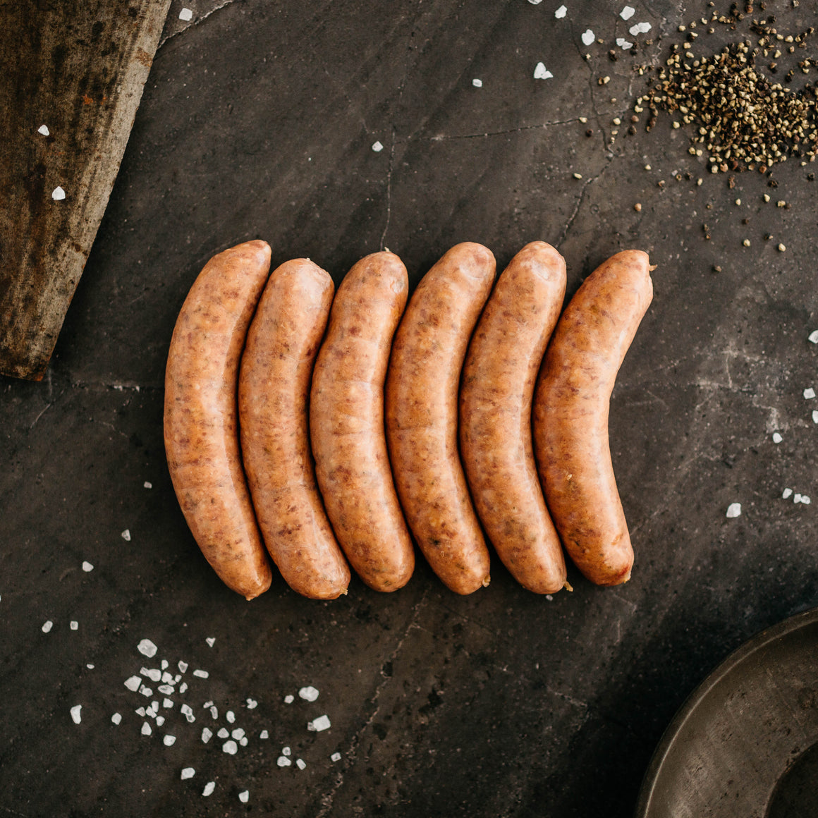 Moreish Special Sausages