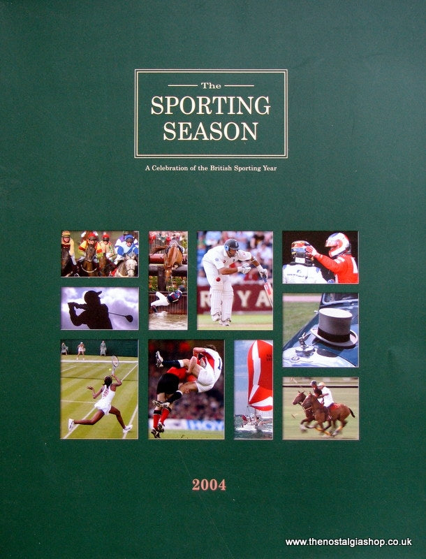 The Sporting Season 2004 (B99)