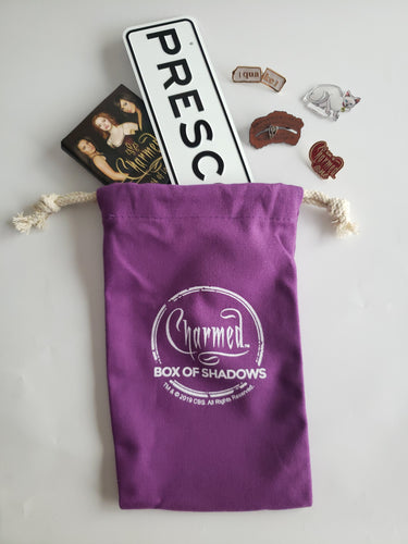 SDCC 2019: CHARMED: BOX OF SHADOWS SAMPLER PACK (NON-ATTENDEE)