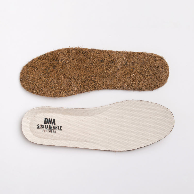 DNA Sustainable Coconut Footbed